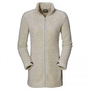 Jack Wolfskin Klondike Coat Women - Lamb