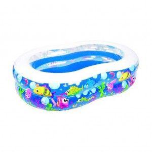 Jilong Zeedieren 175 x 109 cm Kinderzwembad