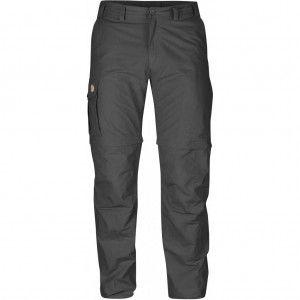 Karl Zip-Off MT Trousers - 030 Dark Grey
