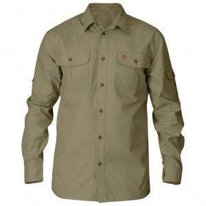 Fjallraven Keb SC Shirt Light Khaki