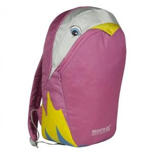 Zephyr Day Pack Parrot (Pink)