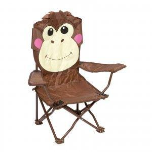 Kinderstoel Opvouwbaar Aap 1267813 1