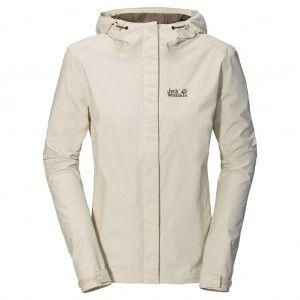 Laconic Texapore Jacket W - White sand