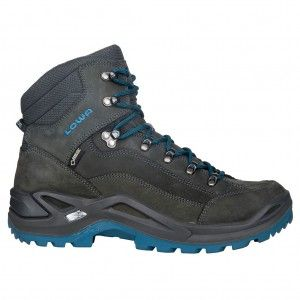 Lowa Renegade GTX Mid Anthracite/Denim