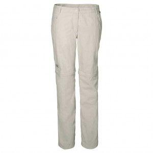 Marrakech Zip Off Pants Women - White Sand