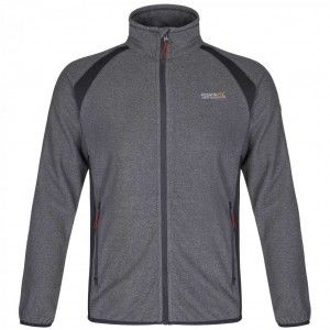 Mons Fleece - Light Steel Grey