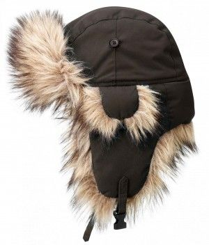 Fjallraven Nordic Heater 291 - Black Brown