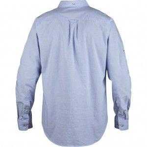 Övik Chambray Shirt - 519 - Blue Ridge