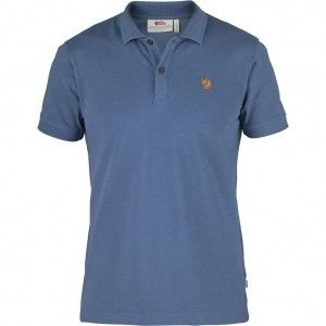 Övik Polo Shirt - 520 - Uncle Blue