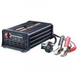 Automatische Acculader 12V 10A 307W
