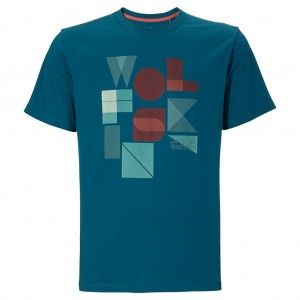 Palmerston OC T-Shirt - moroccan blue