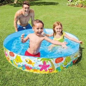 Intex Under The Palm Trees SnapSet Pool Ø 152 cm H 25 cm 564