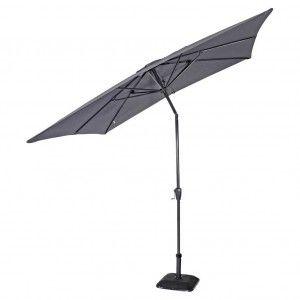 Parasol Libra Grijs 2,5 x 2,5 m
