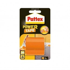 Pattex Power Tape Oranje Rol 5 meter