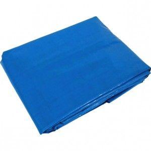 PE Afdekzeil 2 x 3 m Blauw