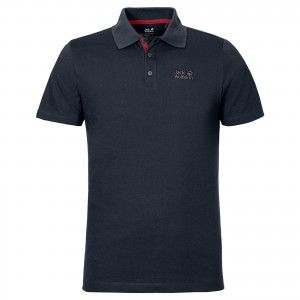 PIQUE FUNCTION 65 POLO M - Night Blue #1804651-1010