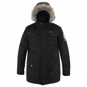 Regatta Skyber Parka Jacket black