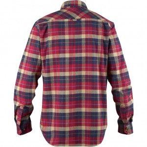 Singi Heavy Flannel Shirt - 325 Deep Red