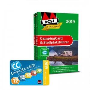 ampingCard und Stellplatzfuhrer ACSI 2019