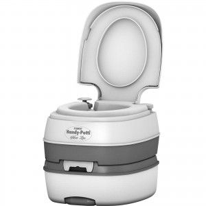 Stimex Handy-Potti Silverline - Draagbaar toilet