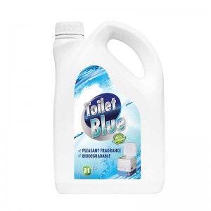 Stimex Toilet Blue 2 L Afvaltank Toiletvloeistof