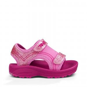 Teva Psyclone 4 Pink Glitter 110184