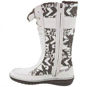 Teva T4058 Kiru Print Boot Lily White