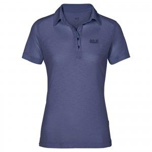 TRAVEL POLO 2 W - Blue Indigo #1804561-1096