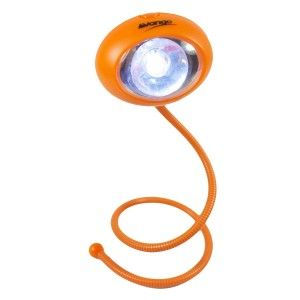 Vango Eye Light Orange Lamp