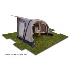 Vango Rapide 350 Cloud Grey