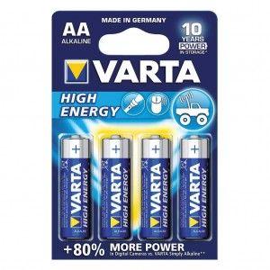 Varta Aa Penlite He 1.5 Volt 4906 4 stuks