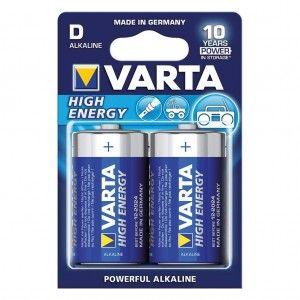 Varta D Monocel 1.5 Volt He 4920 2 stuks