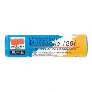 Vuilniszakken Universeel 120 Liter 1