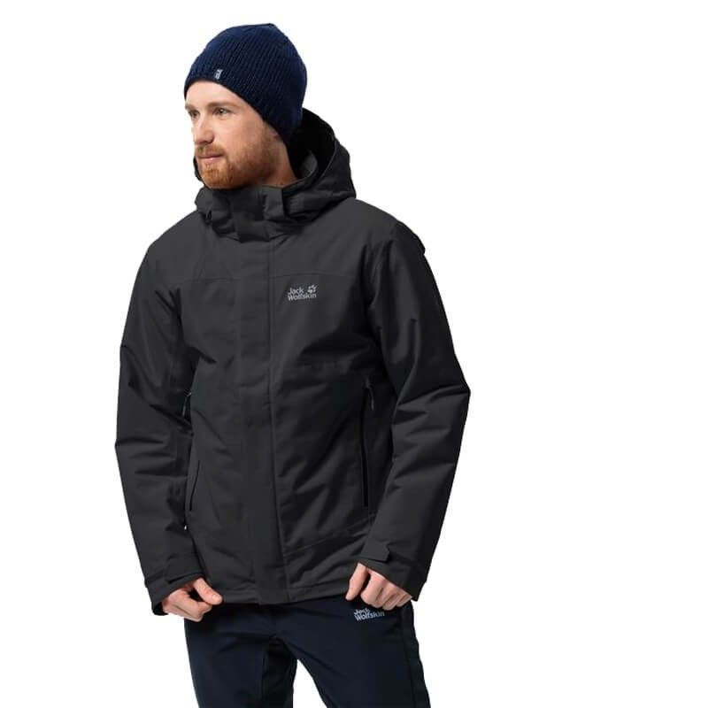 Jack Wolfskin NORTHERN EDGE men 'black'