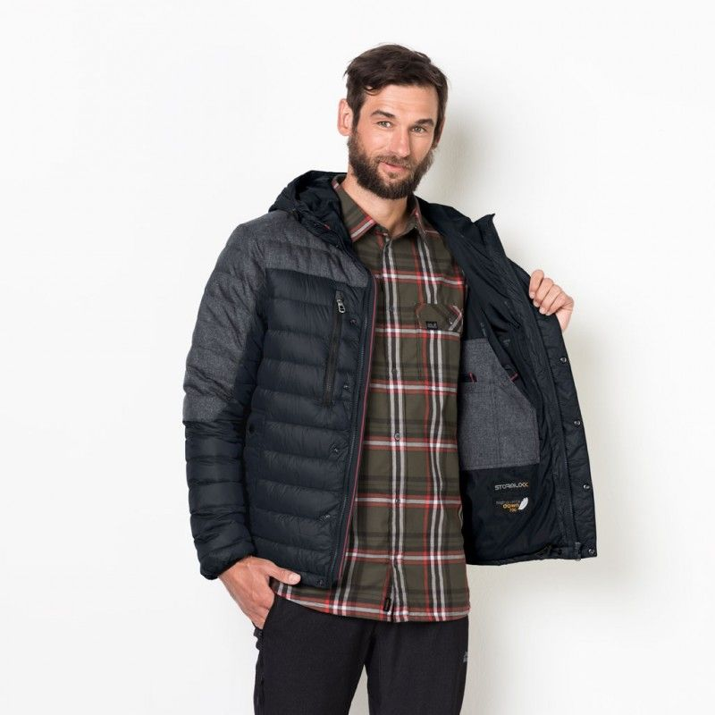 Richmond Jacket Men - Night Blue