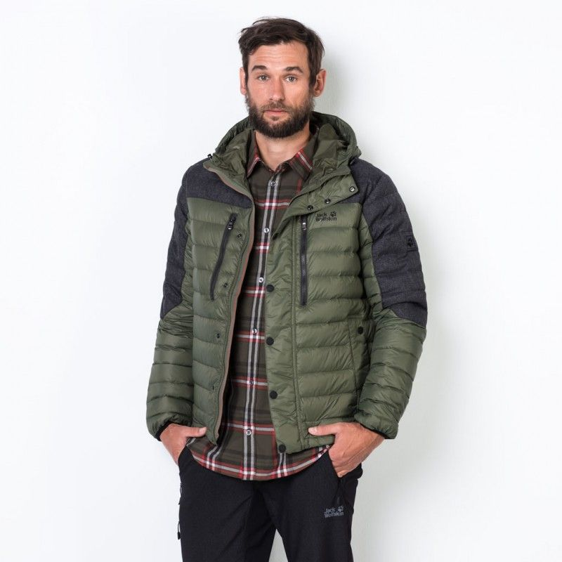 Richmond Jacket Men - Woodland Green