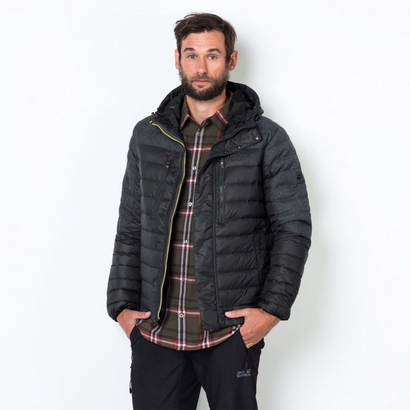 Richmond Jacket Men - Black