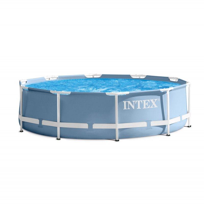 intex prism frame pool 366 x 76 cm zwembad. Black Bedroom Furniture Sets. Home Design Ideas