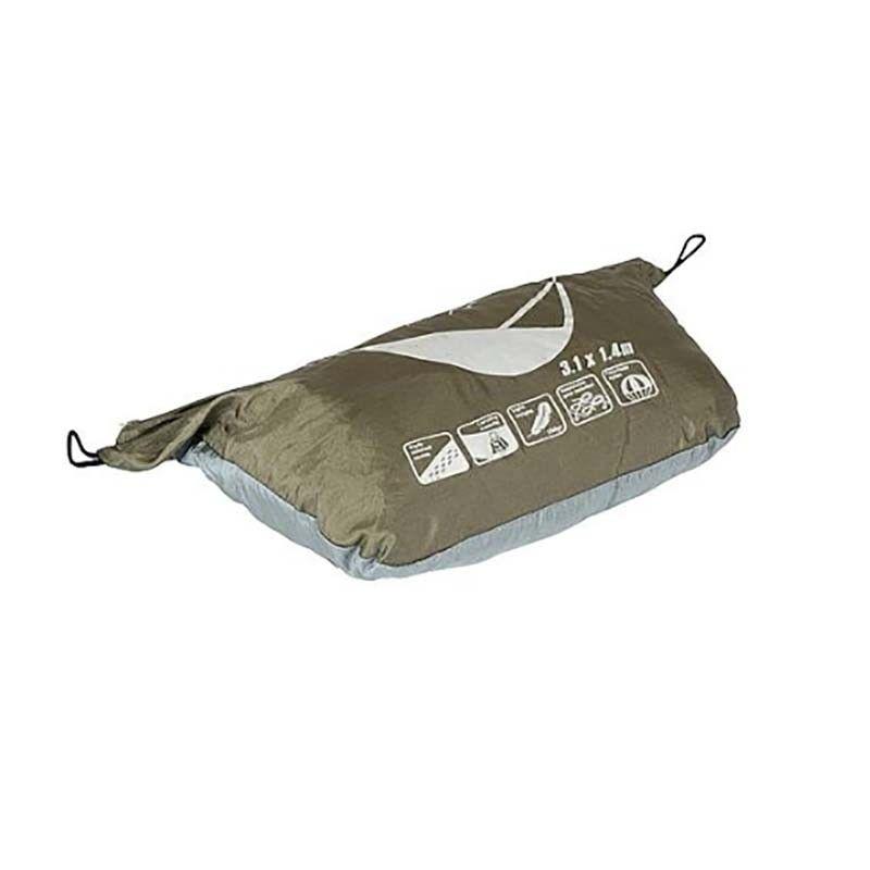 Bo-Camp Travel Hammock Hover - bag groen