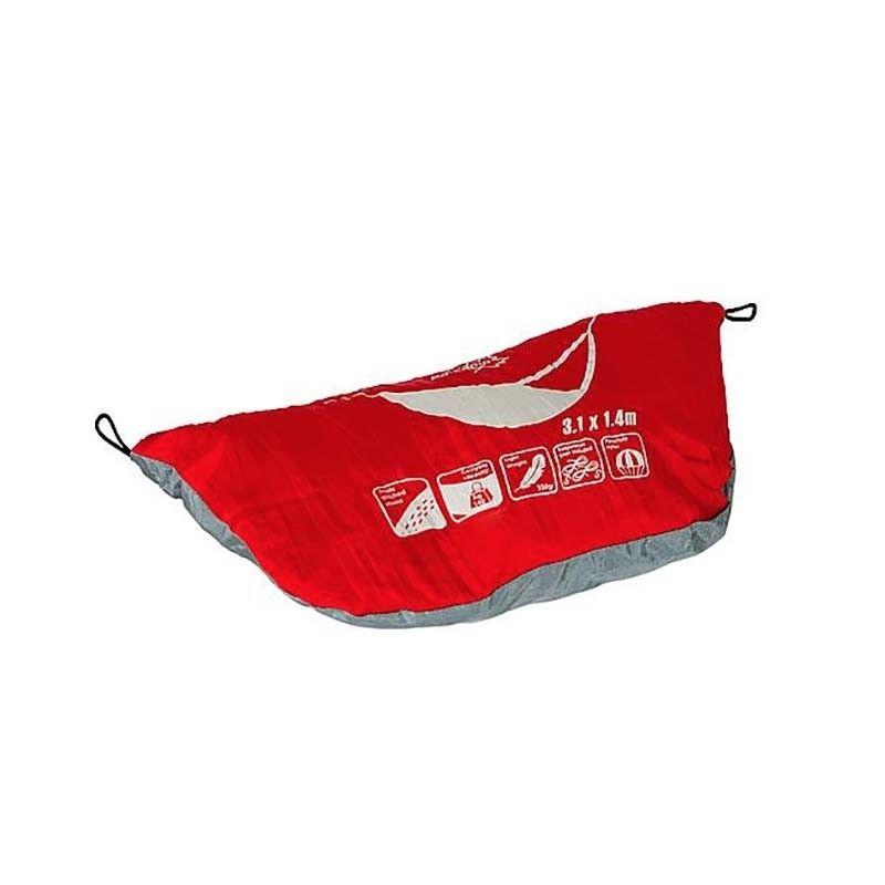 Bo-Camp Travel Hammock Hover - bag rood
