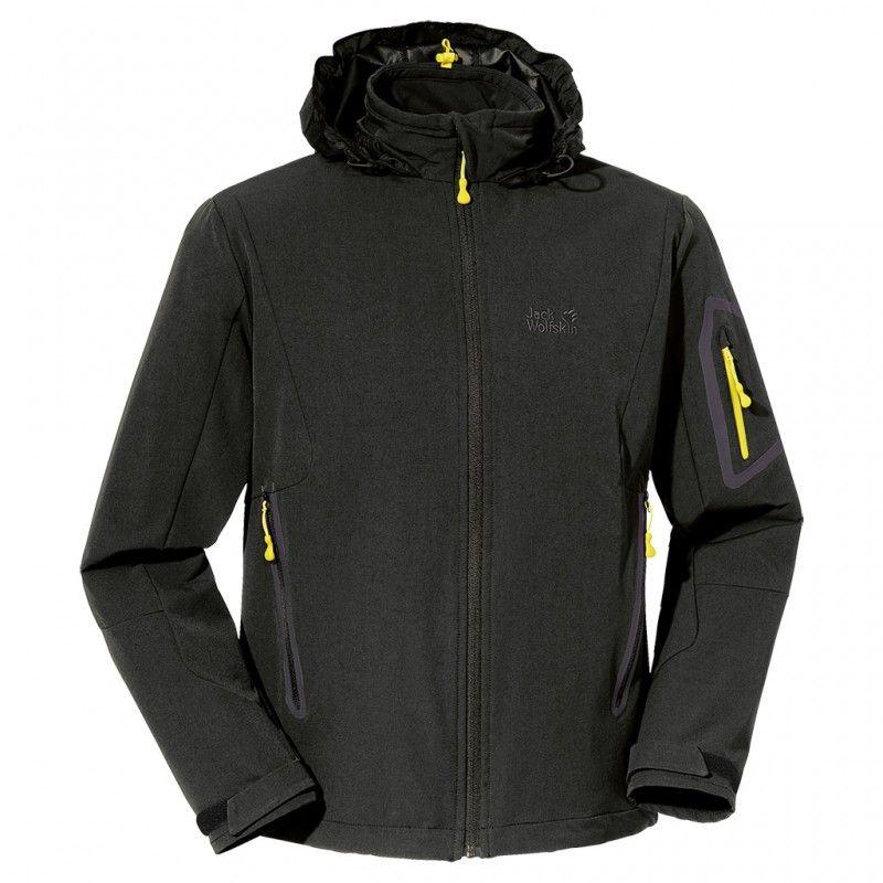 Muddy Pass XT Jacket - Black 2014