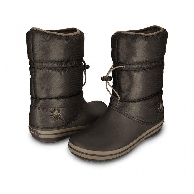 50e9925e440 Crocband™ Winter Boot W Espresso Espresso  STASSAR.nl