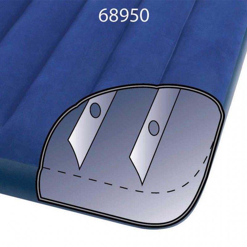 Intex 68950 Luchtbed 191 x 76 x 22 cm