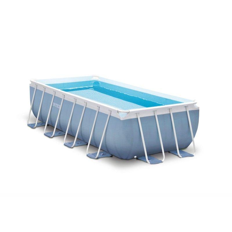 intex prism frame pool 400 x 200 x 100 cm zwembad. Black Bedroom Furniture Sets. Home Design Ideas