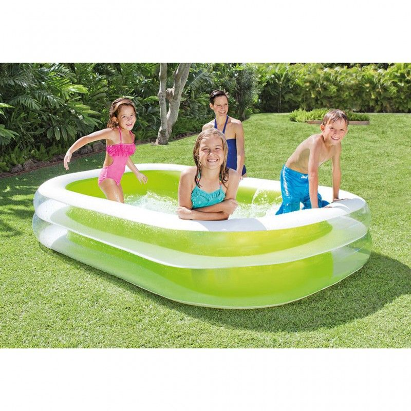 Intex Swim Center Family Pool 262 x 175 x 56 cm