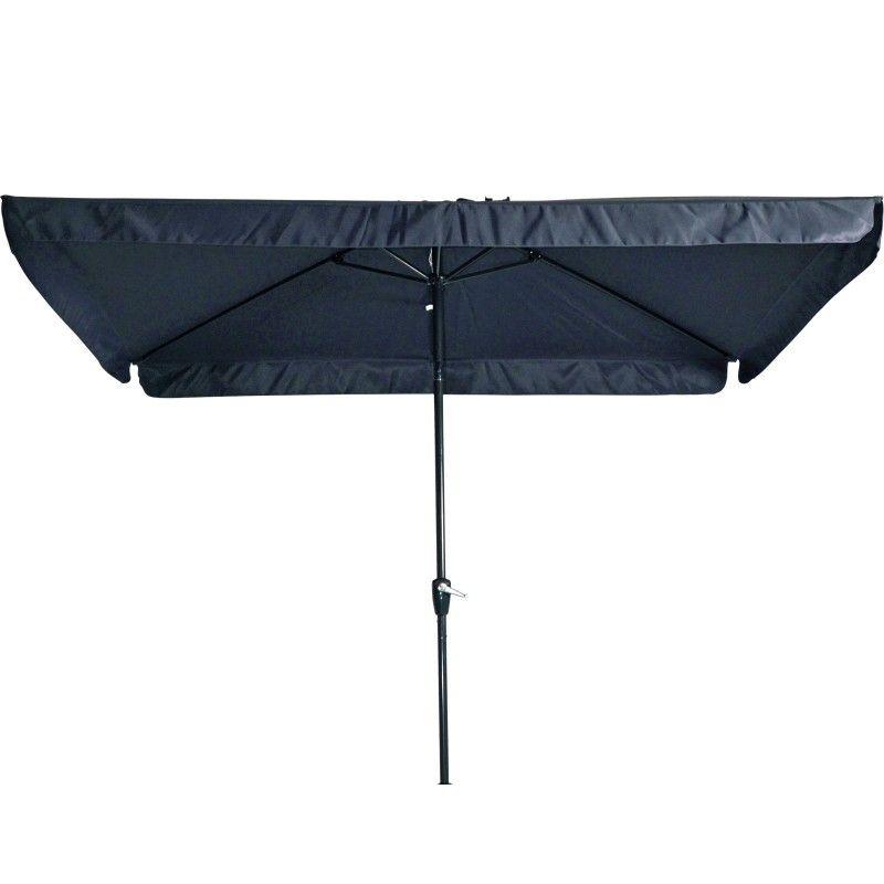 parasol libra grijs 3x2 m kopen. Black Bedroom Furniture Sets. Home Design Ideas