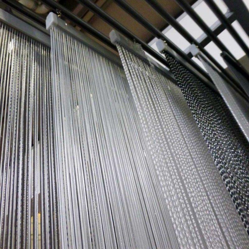 Vliegengordijn Plastic Slierten.Vliegengordijn 230 Cm Dizzymansband