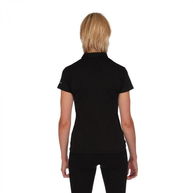 Maverik III Polo Shirt - Black