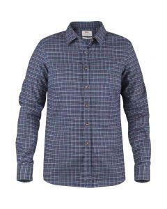 Sörmland Flannel Shirt LS W XL Navy 2017