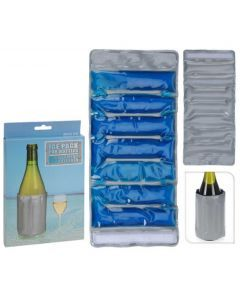 Koelelement voor flessen